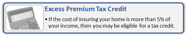Bullet Link - Excess Premium Tax Credit