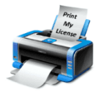 Print My License