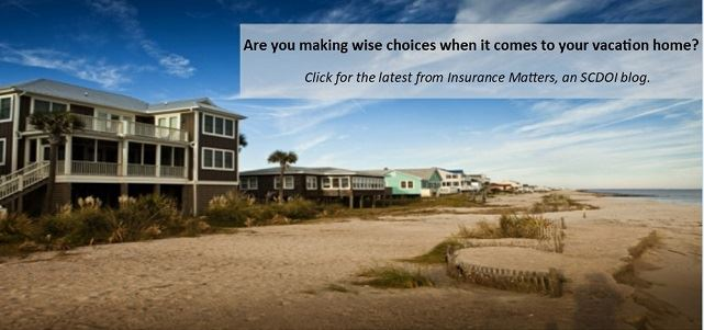 Insurance Matters Blog: Vacation homes and insurance