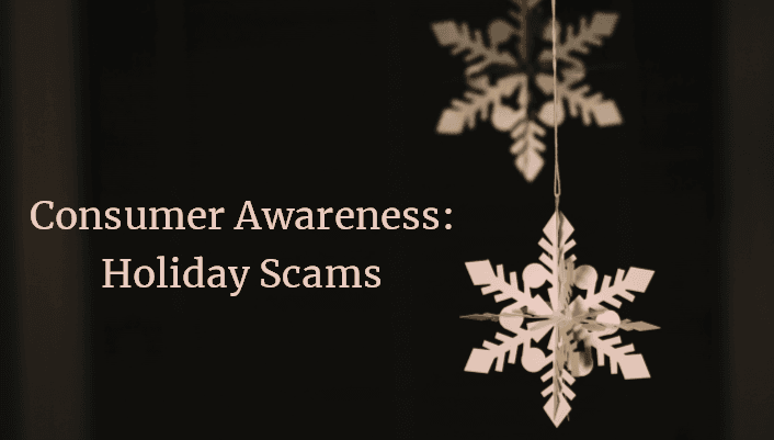 Holiday Scams